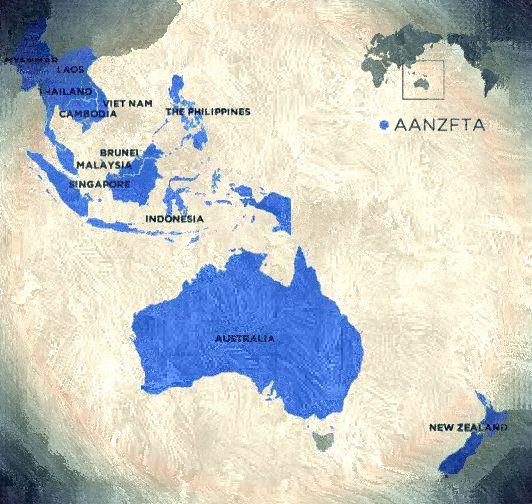 Asean Australia New Zealand Free Trade Area